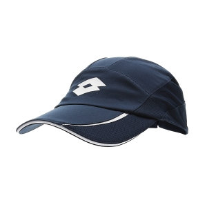 Tennis Hats and Visors Lotto Tennis Cap  Navy Blue L546711CI