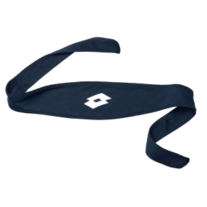 Tennis Head and Wristbands Lotto Ace II Tennis Bandana  Navy Blue L520721CI