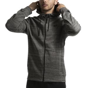 Men's Tennis Shirts and Hoodies Lotto Dinamico Graphic Fleece  Quiet Shade 21139828B