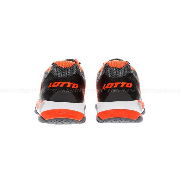 Lotto Mirage 100 Speed - Red Orange/All White/Asphalt
