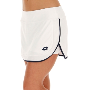 Gonne e Pantaloncini Tennis Lotto Squadra Gonna  Brilliant White L5689607R