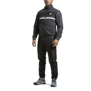 Men's Tennis Suit Lotto Square Tracksuit  Ebony 2117364C0