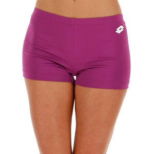 Gonne e Pantaloncini Tennis Lotto Teams 3in Pantaloncini  Purple Willow 21039826M