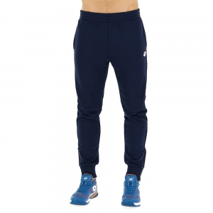 Men's Tennis Pants Lotto Teams Pants  Navy 2103801CI