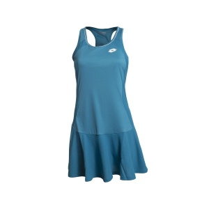 Tennis Dress Girl Lotto Teams Dress Girl  Mosaic Blue 21040126P