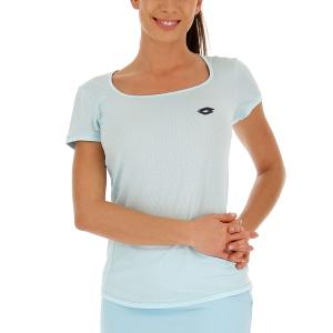Magliette e Polo Tennis Donna Lotto Tennis Tech Maglietta  Clearwater 21038526J