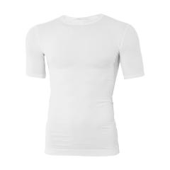 Mico Kids Active Skin T-Shirt - White