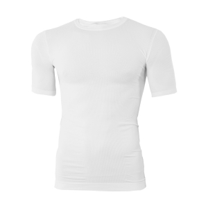 Tennis Men's Underwear Mico Active Skin TShirt  White IN 1430 001