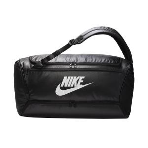 Nike Tennis Bag Nike Brasilia Convertible Duffle  Black/White BA6395010