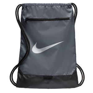 Nike Tennis Bag Nike Brasilia Sackpack  Flint Grey/White BA5953026