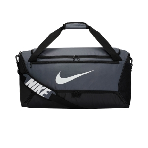 Borsa Tennis Nike Nike Brasilia Medium Borsone  Flint Grey/Black/White BA5955026