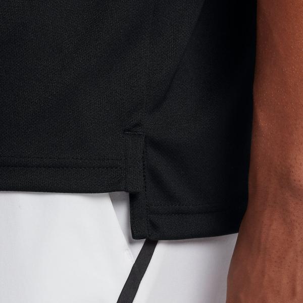 Nike Dry Team Polo - Black/White
