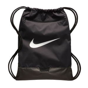 Bolsa Tenis Nike Nike Brasilia Bolsa  Black/White BA5953010