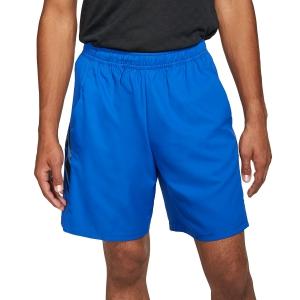 Pantaloncini Tennis Uomo Nike Court Dry 9in Pantaloncini  Game Royal/Black 939265480