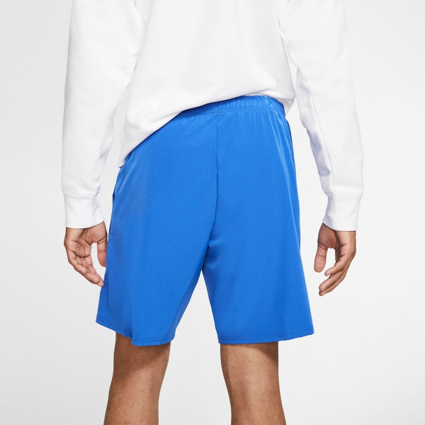 Nike Court Flex Ace 9in Shorts - Game Royal/White
