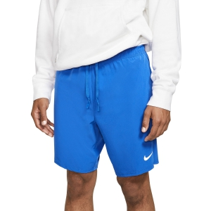 Men's Tennis Shorts Nike Court Flex Ace 9in Shorts  Game Royal/White 887515480