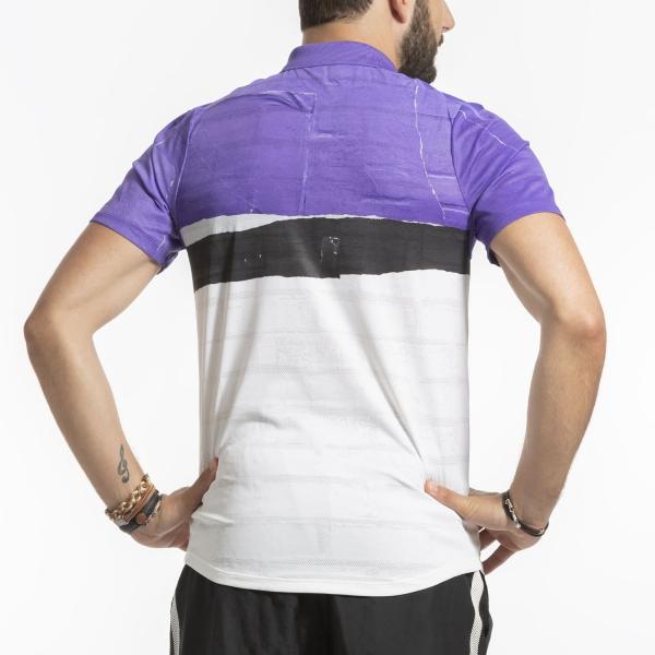 Nike Court Advantage Polo - Psychic Purple