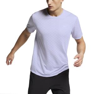 Men's Tennis Shirts Nike Court Challenger TShirt  Violet AJ8202506