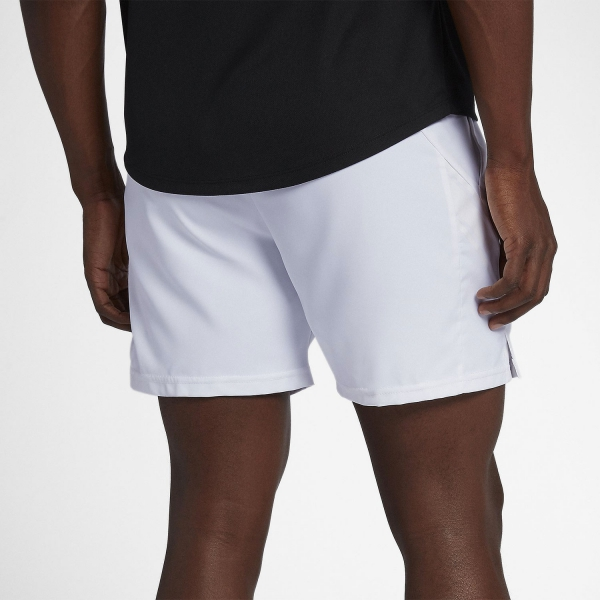 Nike Court Dry 7in Shorts - White
