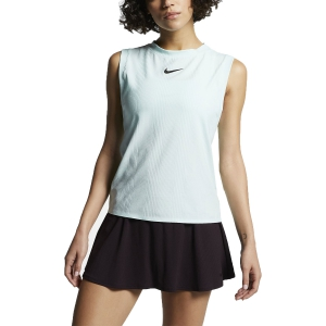 Women`s Tennis Tanks Nike Court Dry Maria Tank  Aqua Green AO0373336