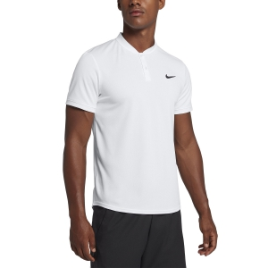 Men's Tennis Polo Nike Court Dry Polo  White AQ7732100