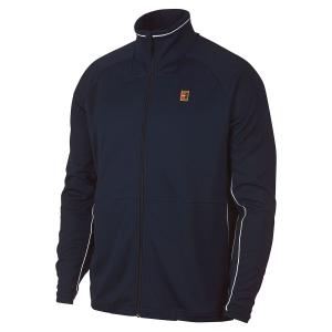 Giacche da Tennis Uomo Nike Court Jacket  Navy/White BV1089451