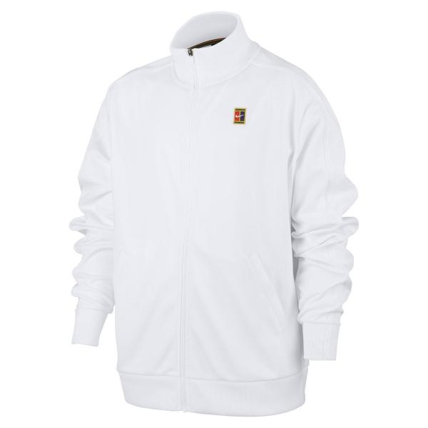 Nike Court Jacket - White AV2454-100