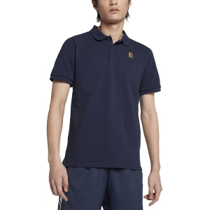 Polo Tenis Hombre Nike Court Heritage Polo  Navy 934656451