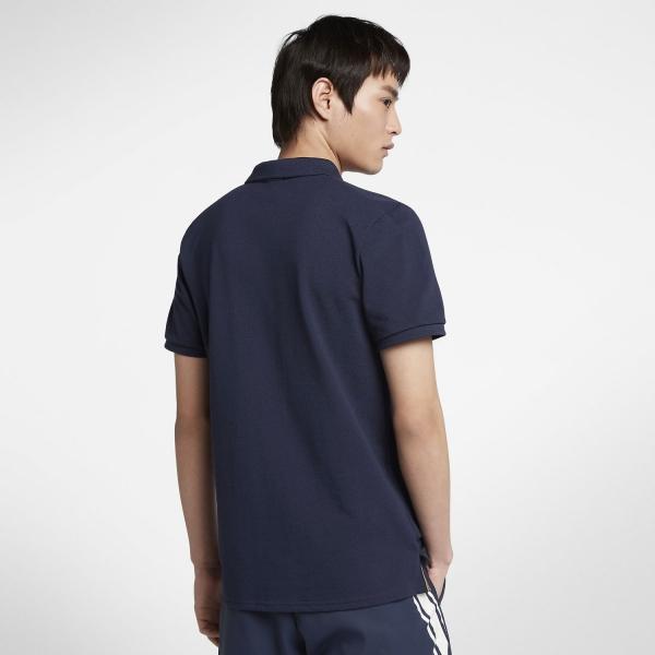 Nike Court Heritage Polo - Navy