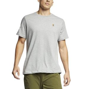 Men's Tennis Shirts Nike Court TShirt  Grey BV5809063