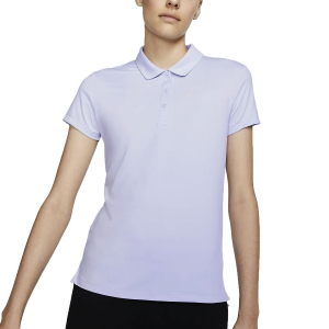 Women`s Tennis T-Shirts and Polos Nike Court Polo  Purple 830421508