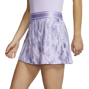 Gonne e Pantaloncini Tennis Nike Court Printed Gonna  Purple Agate AV3532552