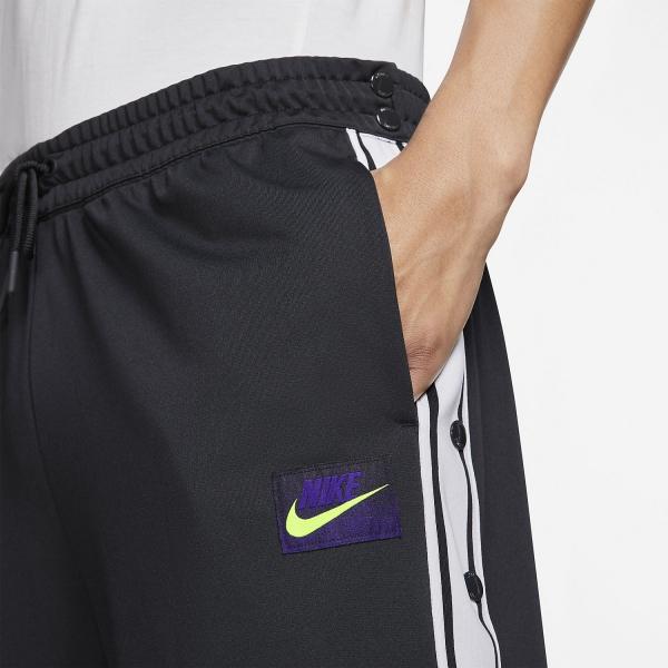 Nike Court Slam Pants - Off Noir/Volt