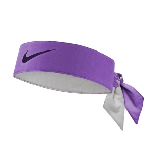 Tennis Head and Wristbands Nike Dry Headband  Bright Violet/Black N.000.3204.535
