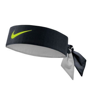 Tennis Head and Wristbands Nike Dry Headband  Off Noire/Volt N.000.3204.054