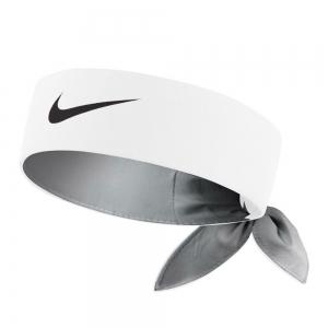 Tennis Headbands Nike Dry Headband  White/Black N.TN.00.101.OS