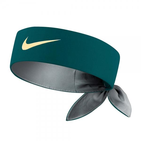 Nike Tennis Headband - Dark Green - MisterTennis.com 3737d565b6c