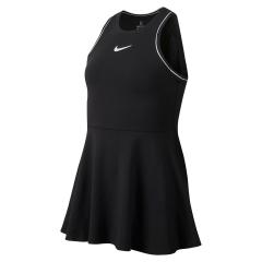 Nike Girl Dry Dress - Black/White