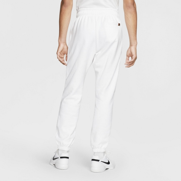 Nike Fleece Heritage Pants - White