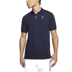 Polo Tenis Hombre Nike Heritage Natural Polo  Obsidian BQ4461451