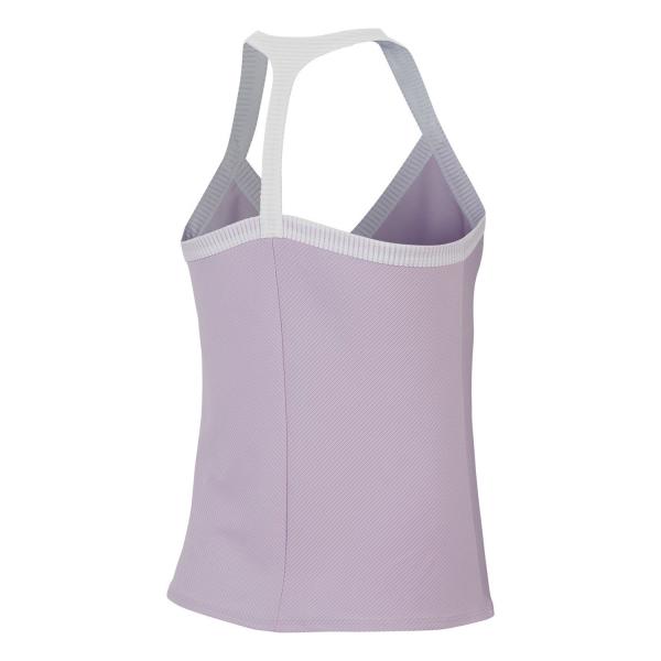 Nike Maria Tank - Lilac Mist/White/Black