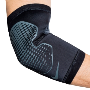 Accessorios Jugadores Nike Pro Hyperstrong 3.0 Elbow Sleeve  Black N.MS.81.021