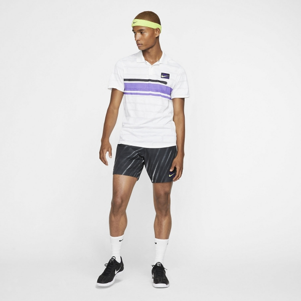 Nike Court Advantage New York Polo - White