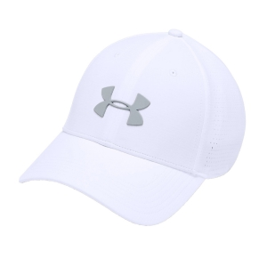 Gorras de Tenis Under Armour Men's Driver Cap  White 13286700100