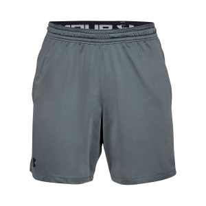 Men's Tennis Shorts Under Armour MK1 7in Shorts  Grey 13122920012