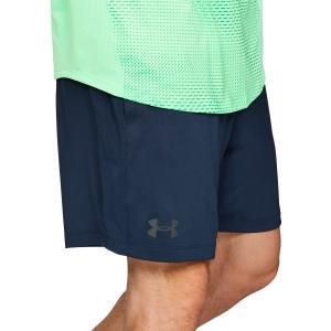 Men's Tennis Shorts Under Armour MK1 7in Shorts  Navy 13122920408