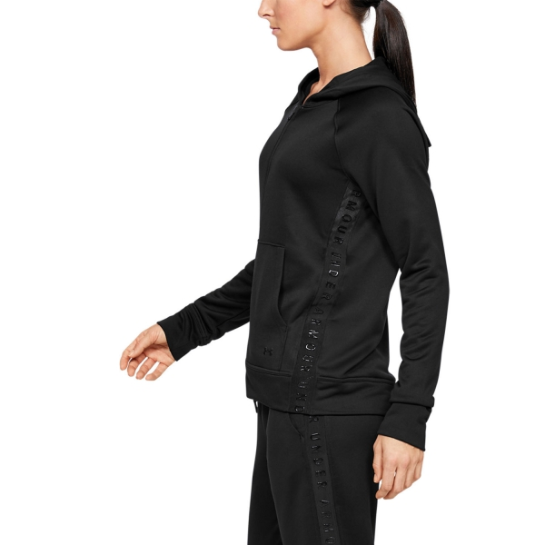 Under Armour Tech Terry Hoodie - Black