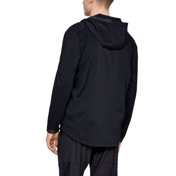 Under Armour Vanish Woven Jacket - Black