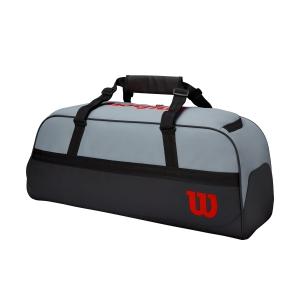 Borsa Tennis Wilson Clash Large Borsone  Black/Grey/Red WR8002401001
