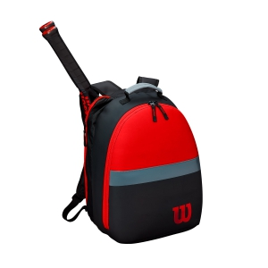 Borsa Tennis Wilson Bambino Clash Zaino  Black/Red/Grey WR8002601001
